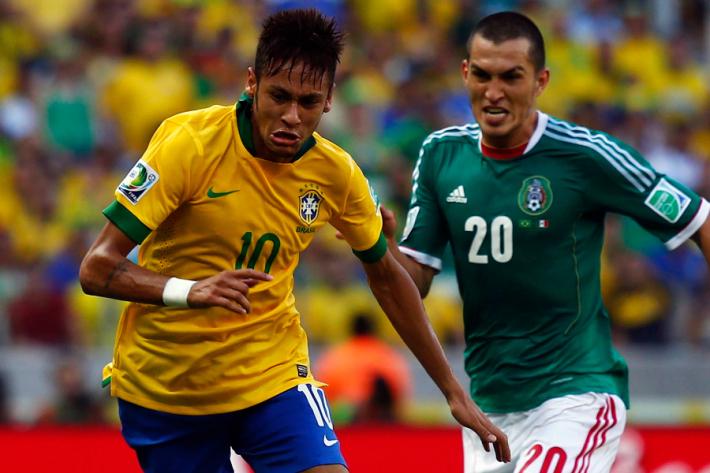 Brésil / Mexique - Fiche de match - 1/8 de finale Coupe du Monde - Football - RTBF