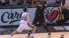 dwyane wade-flop-nba-finals-game-2