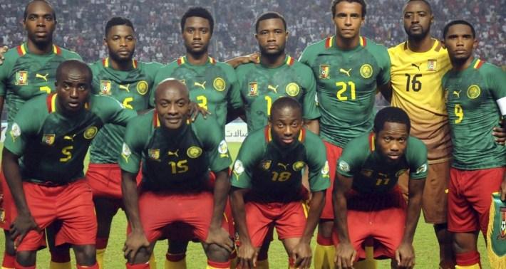 Cameroon's football team