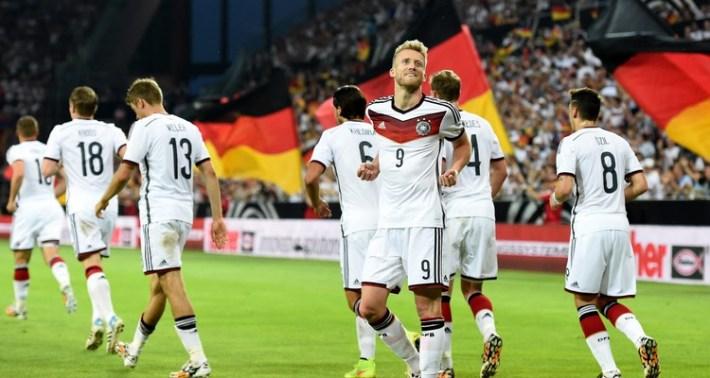 Germany vs Armenia