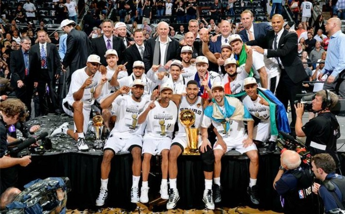 san antonio spurs_champion nba 2014