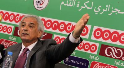 FOOTBALL : Annonce officielle de la selection algerienne pour la coupe du monde 2014 - Alger - 13/05/2014