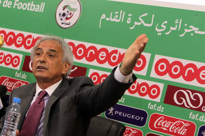 FOOTBALL : Annonce officielle de la selection algerienne pour la coupe du monde 2014 - Alger - 13/05/2014