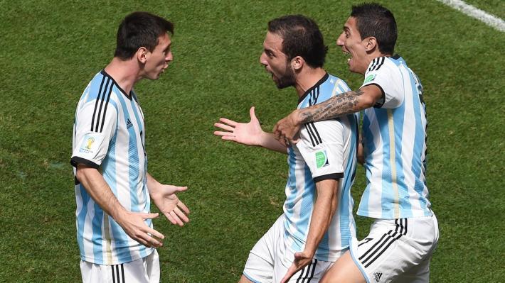 Argentine belgique mi-temps nvo