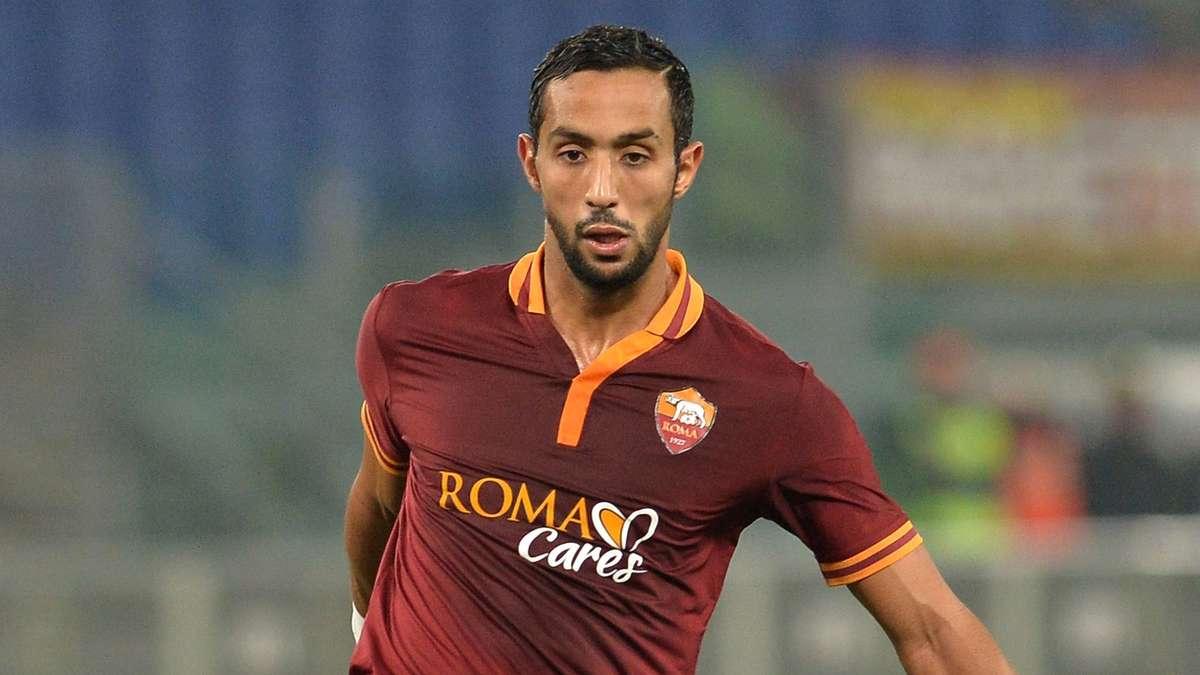 Mehdi Benatia Le Marocain va rester  la Roma Africa Top Sports