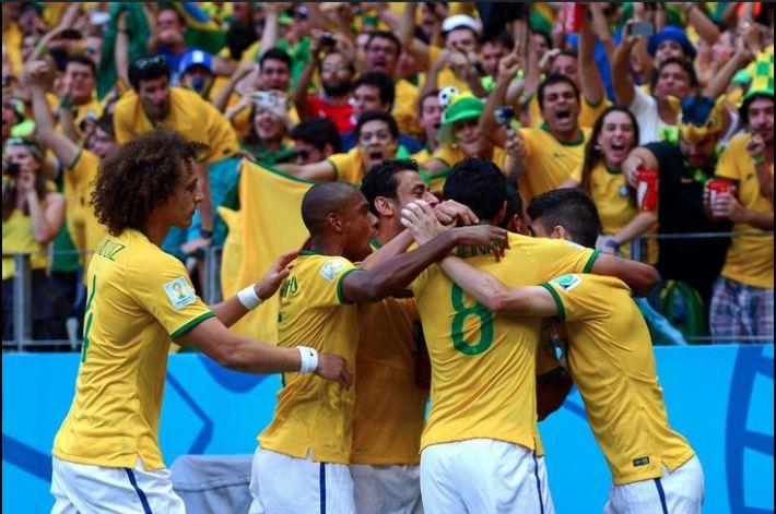 Brésil colombie fin séééé