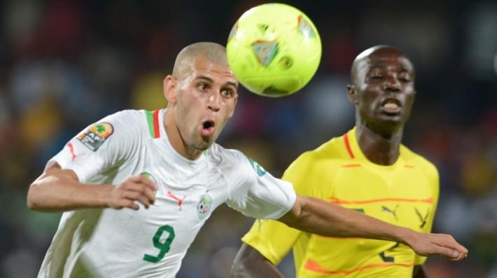 FOOTBALL : Algerie vs Tongo - CAN 2013 -  26/01/2013