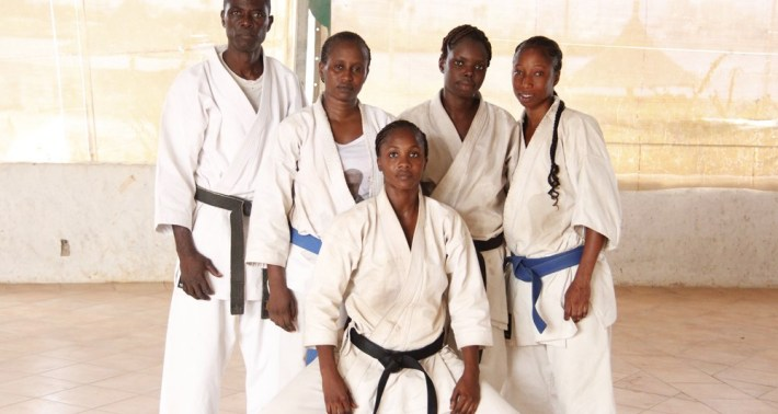club karate djibouti