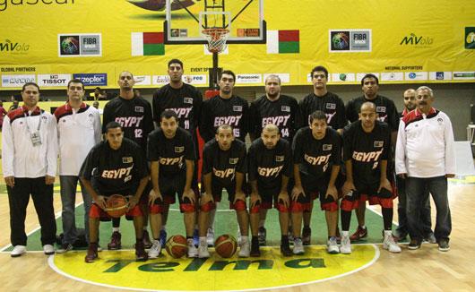 Coupe du Monde FIBA -Objectif second tour pour l'Egypte