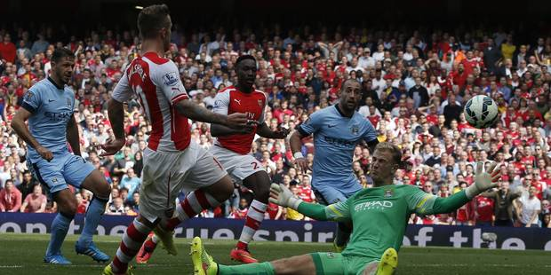 Arsenal- City