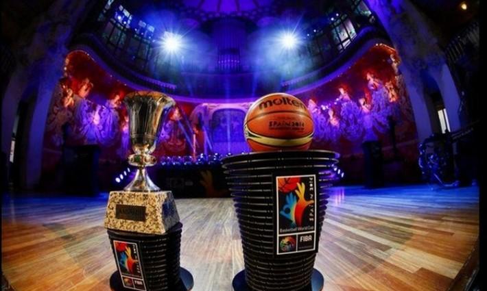 Coupe du monde fiba le nombre de pays africains augment africa top sports - Coupe du monde de basket 2014 ...