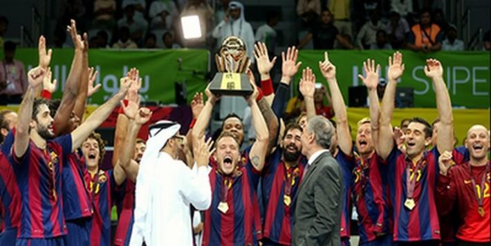 fc barcelone_vainqueur ihf super globe 2014