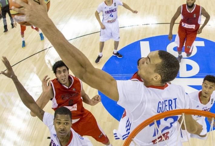 Coupe du monde fiba la france surclasse l 39 egypte africa top sports - Live coupe de france basket ...
