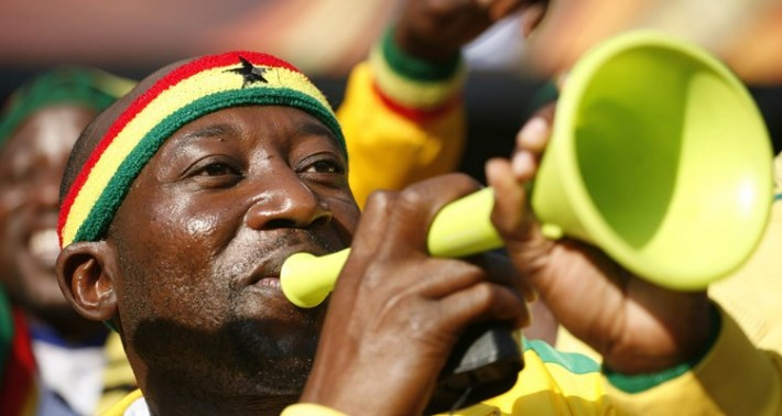 WC2010 : Serbie / Ghana - Coupe du Monde 2010