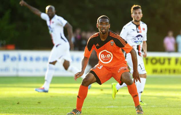 Lorient défait à Montpellier, Abdullah expulsé et suspendu contre Bordeaux