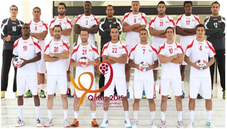 Coupe du monde de handball la tunisie en rodage au portugal africa top sports - Hand ball coupe du monde ...
