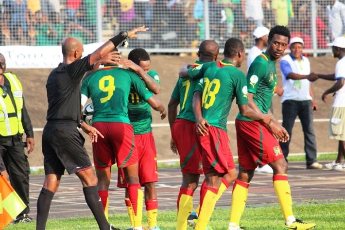Cameroun victoire nvo looo