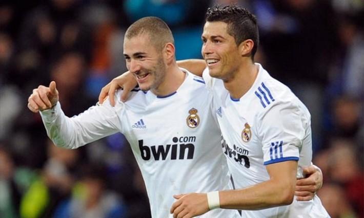 Ronaldo_Benzema_real madrid