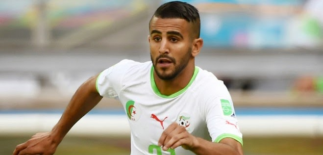 Ryad Mahrez