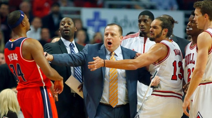 bulls_wizards_presaison nba_altercation entre paul pierce et joakim noah