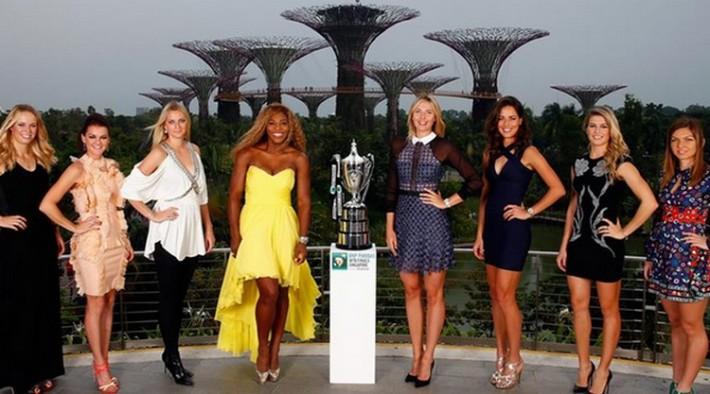 wta_les huit qualifiées pour le masters de singapour 2014