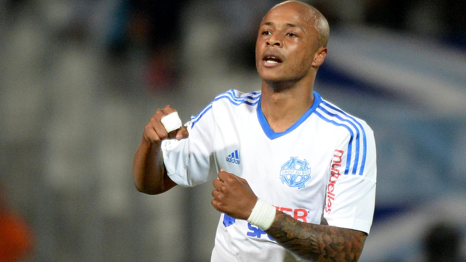 André Ayew suspendu contre Bordeaux