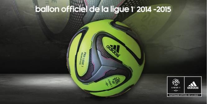 Ballon ligue 1 nvo