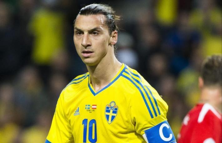 Ibrahimovic Suède