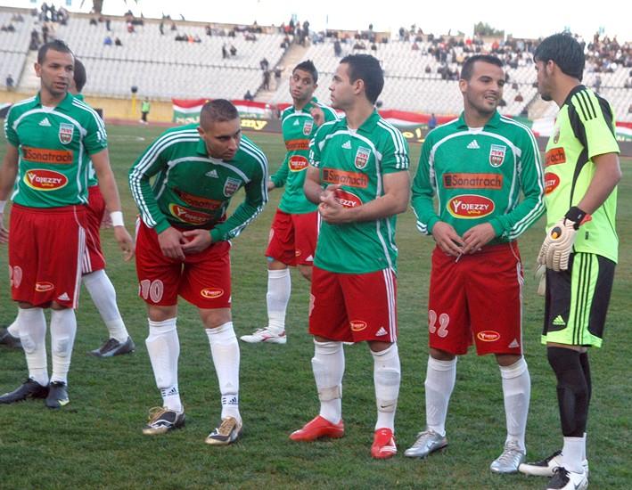 Ligue 1 algérie nvo
