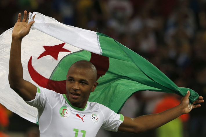 Group H - Algeria vs Russia