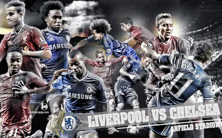 Chelsea Vs Liverpool 2014: Premier League- Liverpool-Chelsea : Rémy Sur Le Banc