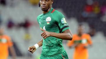 Football - 2013 Africa Cup of Nations Finals - Burkina Faso v Zambia - Mbombela Stadium - Nelspruit