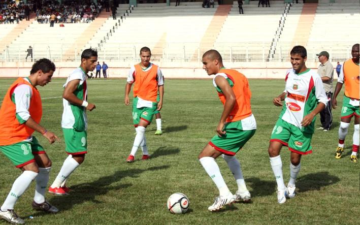 Championnat algérie nvo