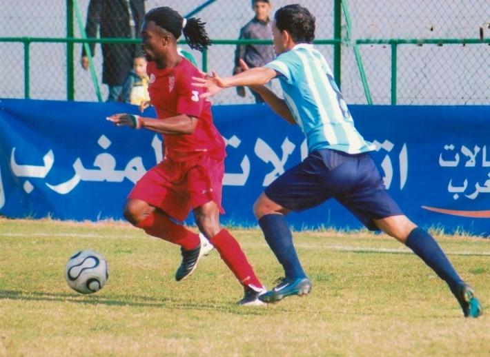 Championnat maroc nvo