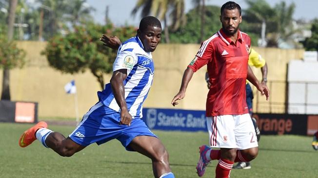 Coupe CAF - Roger Assalé