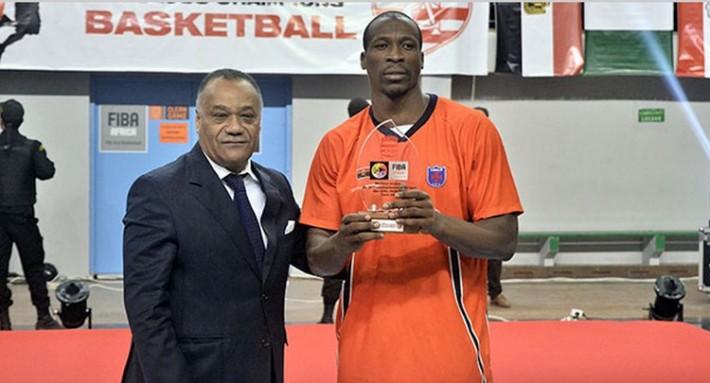 Eduardo Mingas en compagnie de Alphonse Bilé