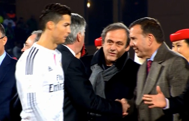 Mondial des clubs quand ronaldo refuse de saluer platini - Combien gagne le vainqueur de la coupe du monde ...
