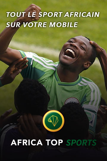 application mobile Africa Top Sports