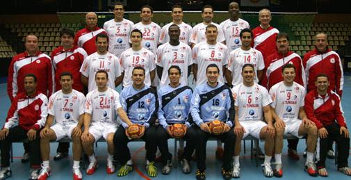 mondial de handball la liste de la tunisie africa top sports. Black Bedroom Furniture Sets. Home Design Ideas