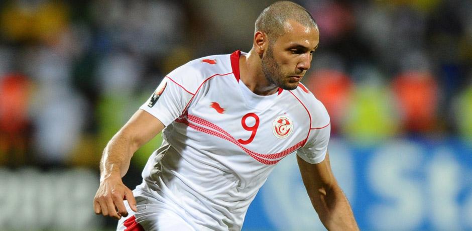 Football : Gabon / Tunisie - CAN - 31.01.2012