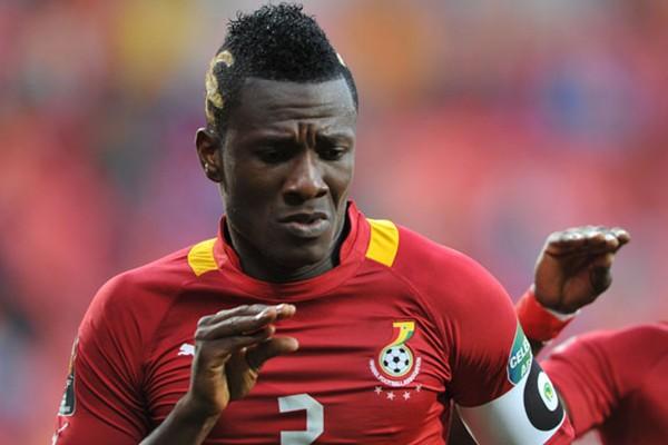 Ghana-captain-Asamoah-Gyan-
