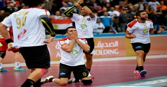 egypte_handball