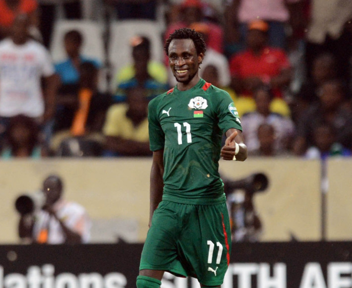 Football - 2013 Africa Cup of Nations Finals - Quarterfinals - Burkina Faso v Togo - Mbombela Stadium - Nelspruit