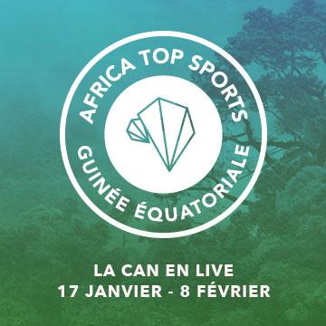 La CAN 2015 avec Africa Top Sports