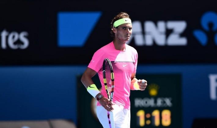 De En D'australiehBonne Entrée Rafael Matière Nadal Open nvwOmN08