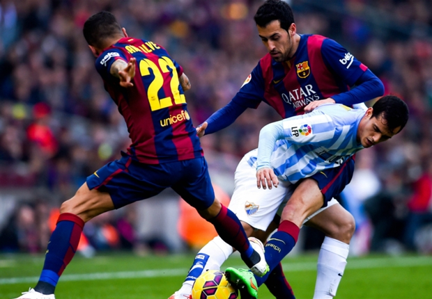 Barça Malaga