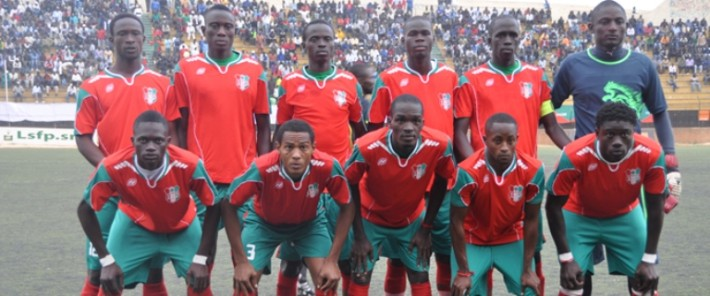 CAF Ligue des Champions AS Pikine