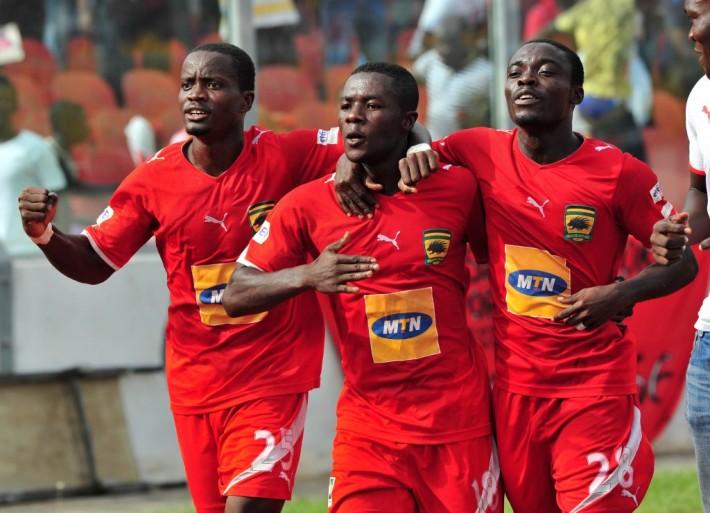 CAF-Ligue des Champions-Asante Kotoko