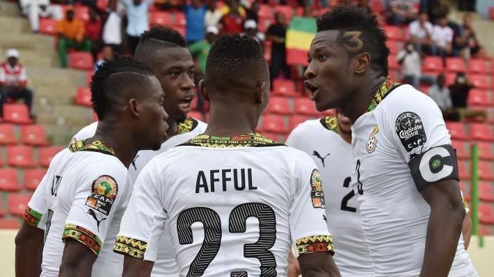 CAN 2015-Ghana