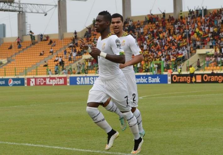 Ghana victoire